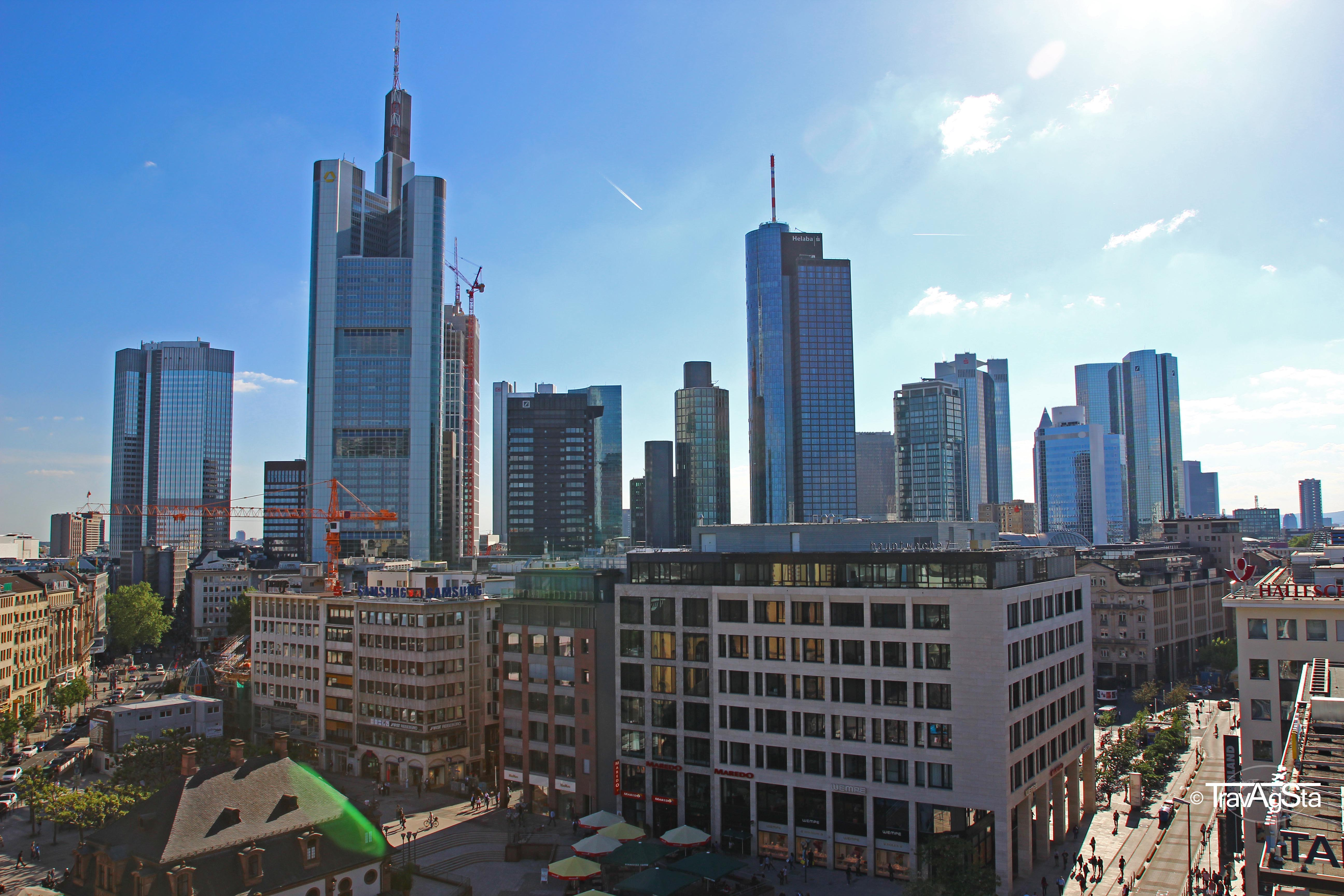 Frankfurt Am Main Germany Travagsta