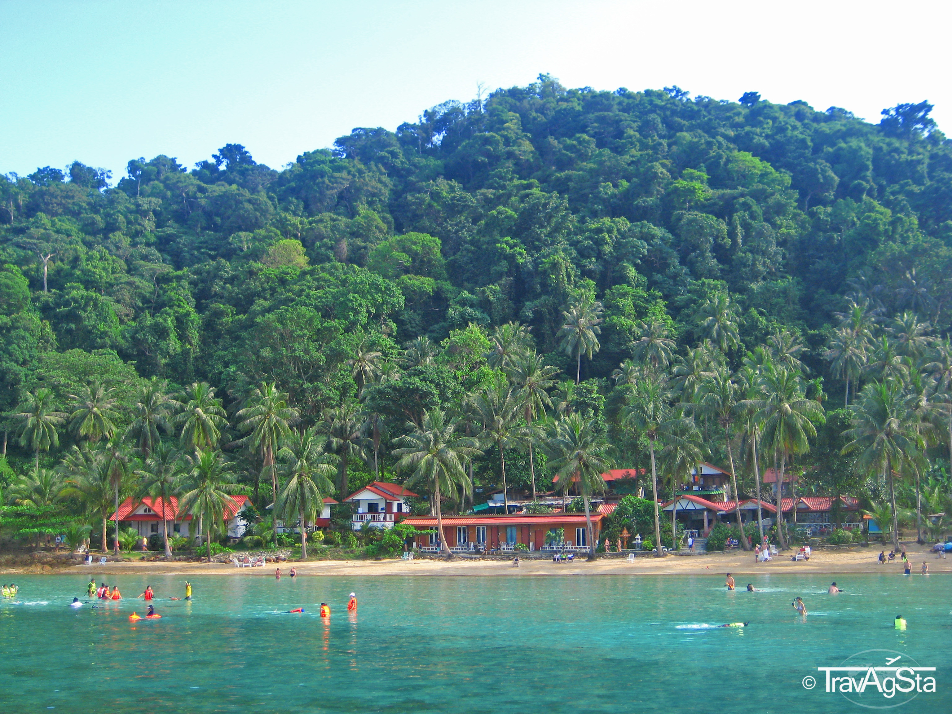 Ko Chang – Paradise on the Elephant Island! – TravAgSta